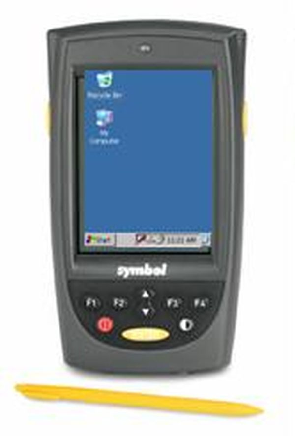 Терминал сбора данных Zebra / Motorola Symbol PPT8800 T2BY1D00 (Batch, 1D Scanner, Windows CE 4.1, 32RAM / 32 ROM, 15 key keyboard)