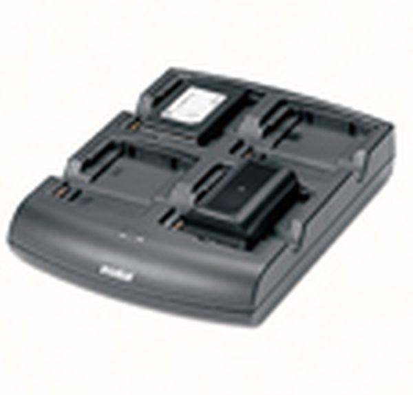 Четырехслотовая зарядка любых аккумуляторов MC50 / MC70 / MC3000 (в комплекте блок питания (KT-14000-148) и кабель питания US (23844-00-00R)) Zebra / Motorola Symbol Motorola Symbol SACX000-410C