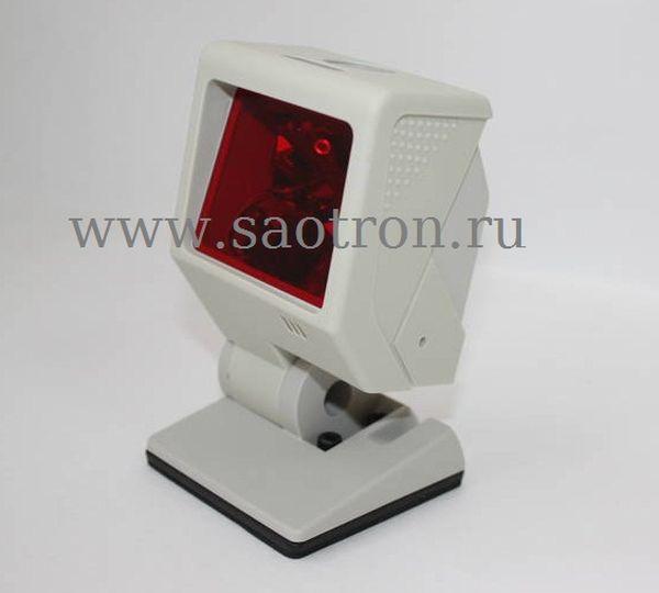 Сканер штрих кодов Metrologic MS 3580 KB Quantum T (Стационарный многоплоскостной сканер штрих кода, серый)