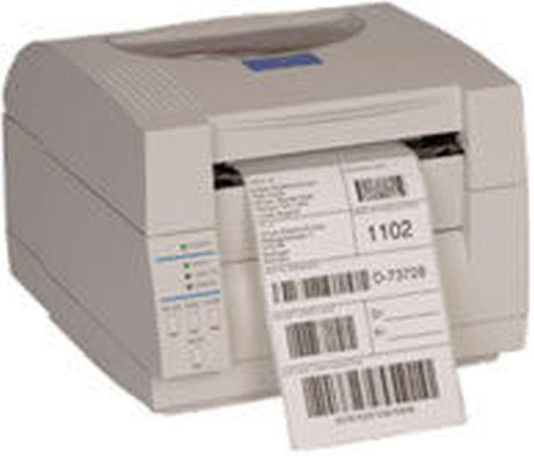 Термопринтер этикеток CITIZEN CLP 521 Printer (белый, DMX)