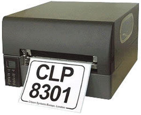 Термотрансферный принтер этикеток CITIZEN CLP8301 (300dpi, DMX+ZPI, намотчик) Citizen 1000779