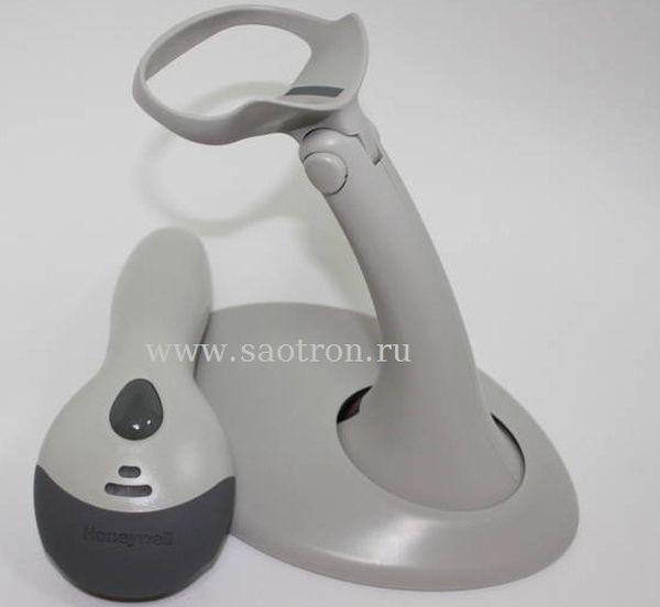 Сканер штрих кодов Metrologic MS 9540 USB Voyager (Лазерный сканер штрих кода, серый, с кнопкой)
