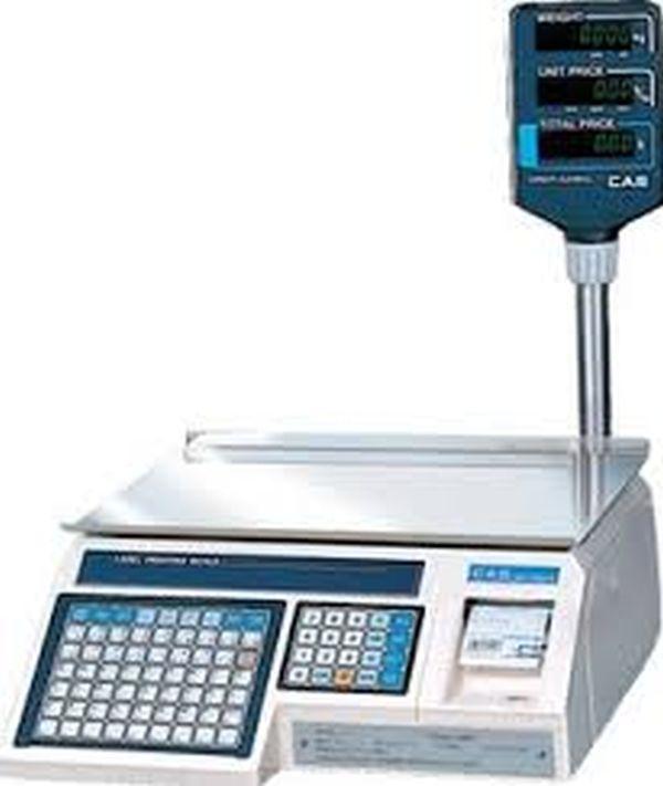 Весы CAS LP-06R (1.6VS.Dual,TCP/IP) (Весы со стойкой, до 6 кг) CAS LP-06R(1.6VS.Dual,TCP/IP)