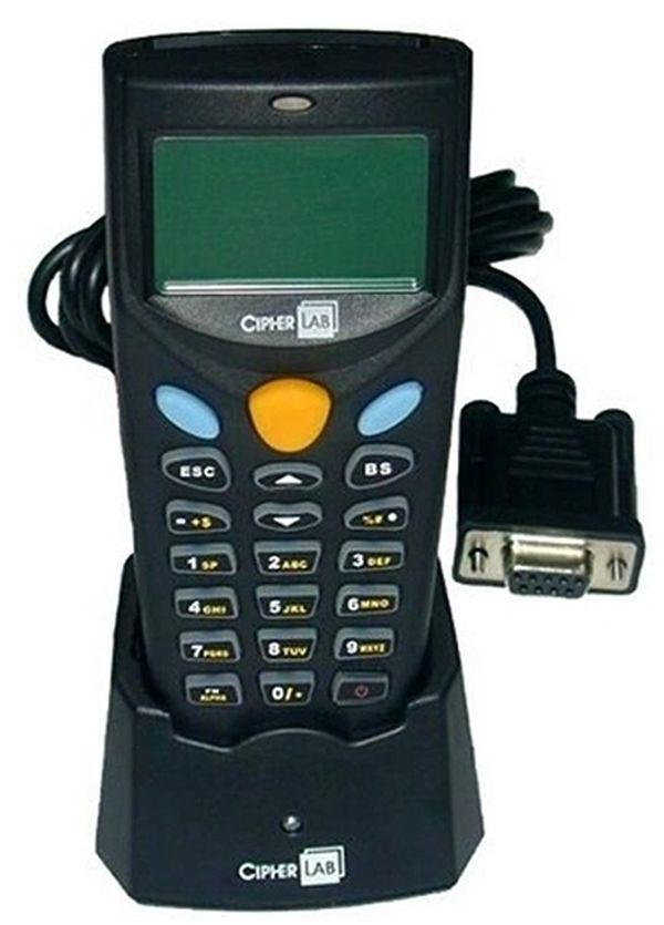 Терминал сбора данных CipherLab 8001C 2МБ (линейный имиджер, (БЕЗ ПОДСТАВКИ), аккумулятор, аккумулятор, Генератор приложений (рус), ПО для 1С)
