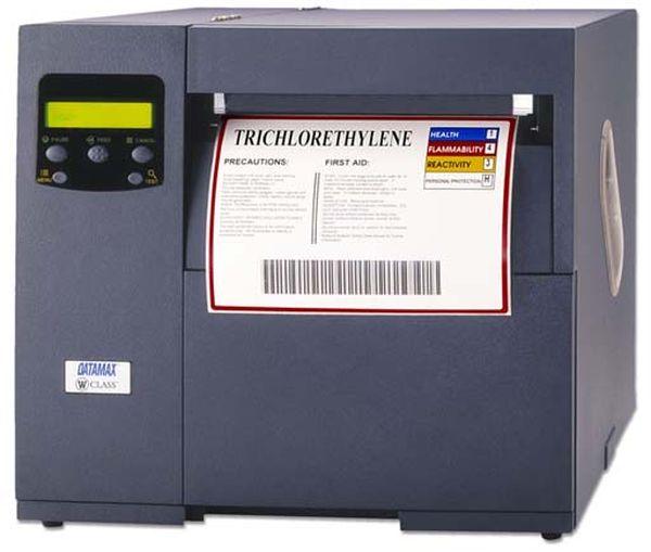 Термотрансферный принтер этикеток Datamax DMX W 6208 (203 dpi, 203 мм/сек, экономайзер кр.ленты)