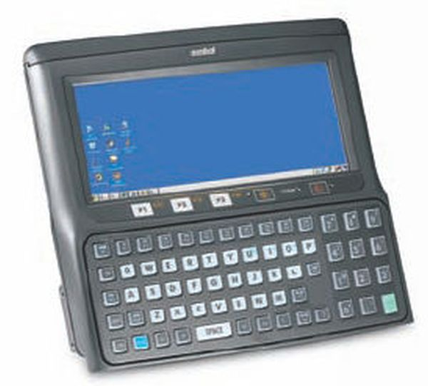 Терминал VC5090 MA0TMQGH6WR (Half screen SVGA, 24 48Vdc, Color (touch), 64 key keyboard, CE5.0, 128Mb RAM/192Mb Flash) Zebra / Motorola Symbol