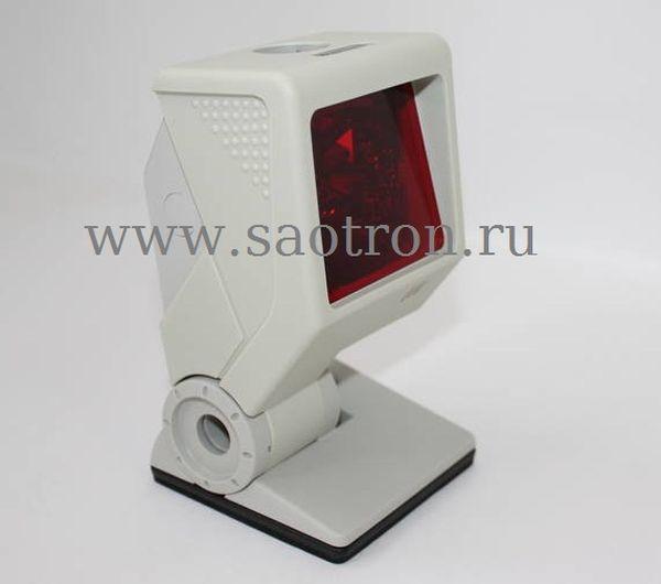 Сканер штрих-кодов Metrologic MS 3580 RS232 Quantum T (Стационарный многоплоскостной сканер штрих-кода, серый) HoneyWell MK3580-71C41