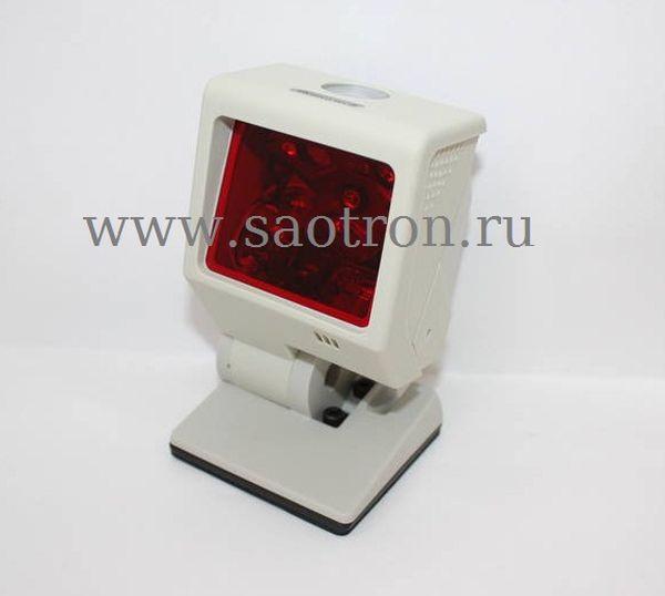 Сканер штрих кодов Metrologic MS 3580 USB Quantum T (Стационарный многоплоскостной сканер штрих кода, серый)