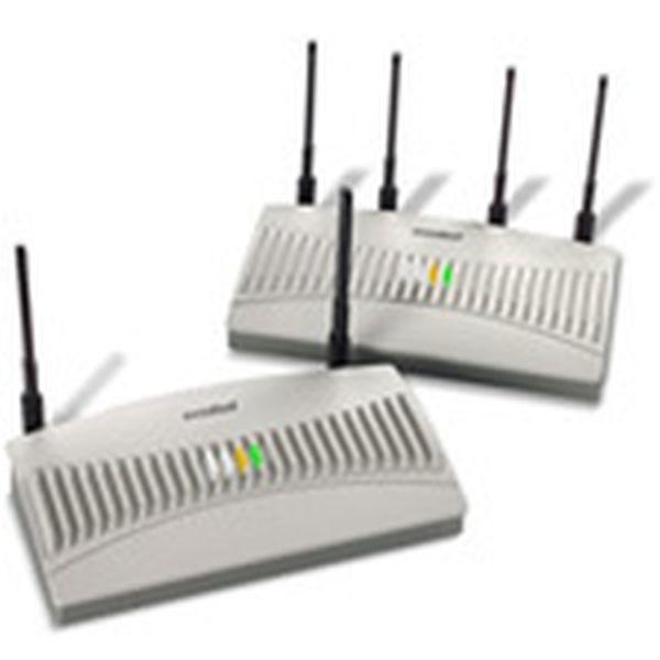 Точка доступа Zebra / Motorola Symbol AP 5131 40021 WW (802.11a/g Single Radio, в комплекте с сетевым инжектором (50 24000 021), ТРЕБУЮТСЯ антенны)
