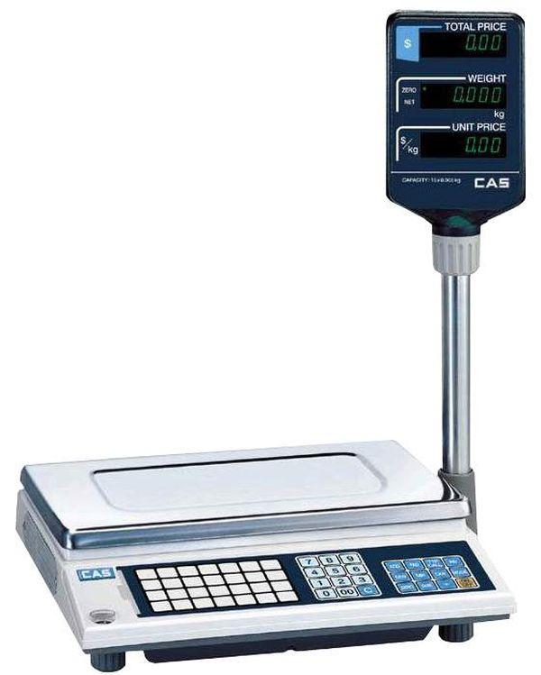 Весы CAS AP 15M (Весы со стойкой, до 15 кг)
