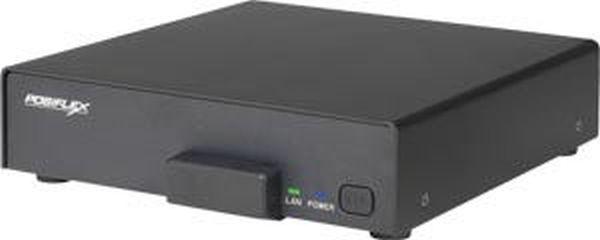 POS компьютер Posiflex KV 2000 (черный, AMD LX700, CF 256 MB, RAM 256 MB, без ОС)