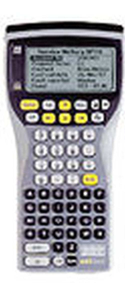 Терминал сбора данных Psion Workabout MX (2Mb SCANNER (Laser), RS232 Btm, Rus, ТРЕБУЕТСЯ аккумулятор)