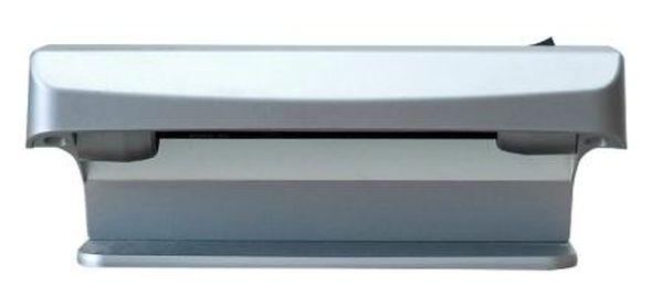 Просмотровый УФ детектор банкнот DORS 50 (серый)