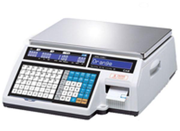 Весы CAS CL5000J 30IB TCP/IP (НПВ: 30 кг, без стойки)