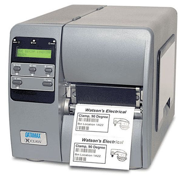 Термопринтер этикеток Datamax DMX M-4210MarkII, 203 dpi, 8 Mb Flash, Direct Thermal, Cutter option, Graphical display Datamax O'Neil KJ2-00-03040007