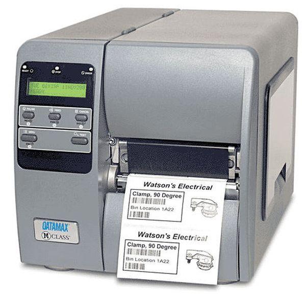 Термопринтер этикеток Datamax DMX M-4210MarkII, 203 dpi, 8 Mb Flash, Direct Thermal, Internal rewinder, Graphical display Datamax O'Neil KJ2-00-03400007