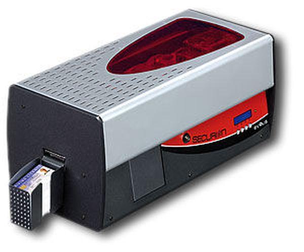 Принтер Securion Smart+Contactless двухсторонний, с ламинатором с двумя кодировщиками карт. Evolis SEC101RBH-0CCM