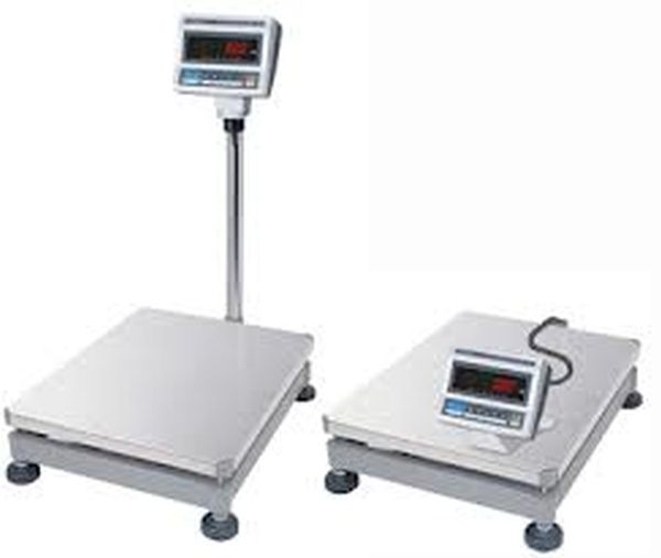 Весы CAS DBII 300 (800*900) (напольные, НПВ: 300 кг)