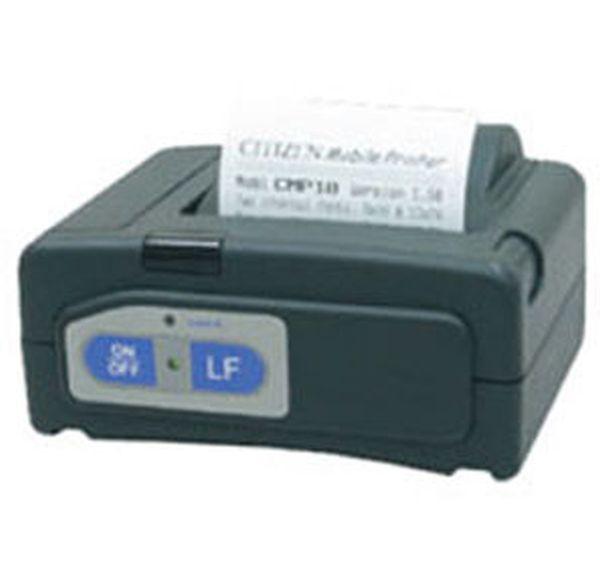 Мобильный термопринтер этикеток CITIZEN CMP10 2, Serial/IrDA Citizen 1000806