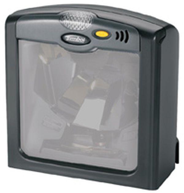 Сканер штрих кодов LS7808 Horizontal Mini slot scanner, Black Plastic Bezel, Tin Oxide Glass, EAS, Quick Reference Guide Zebra / Motorola Symbol