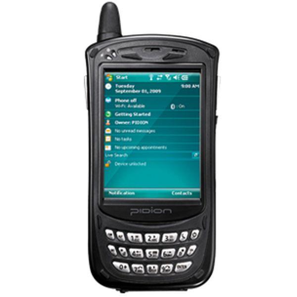 Терминал Pidion BIP 5000 G4 (WLAN, GSM\GPRS\GPS, BT, IrDA, 2D IMAGE, WM, 128/128 Mb, в комплекте с подставкой, аккумулятором и БП)