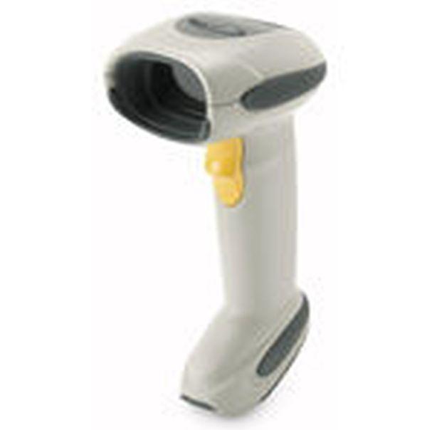 Сканер штрих кода Zebra / Motorola Symbol LS4278 KIT: KB (Беспроводный (Bluetooth V1.2), белый, в комплекте базовая станция, БП и кабель PS/2)