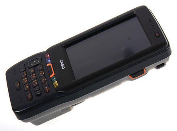 Терминал сбора данных Casio IT-800R-15 (WLAN, Bluetooth, Laser scanner, NFS, Windows Mobile 6.5) Casio IT-800R-15