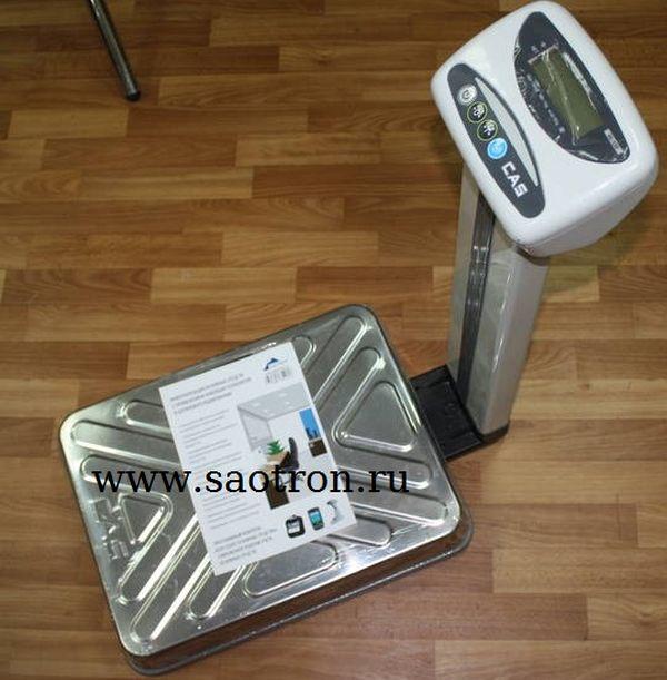 Весы DL-200N (напольные, НПВ: 200 кг) CAS DL-200N