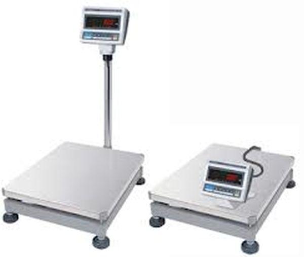 Весы CAS DBII 150F (напольные, НПВ: 150 кг)