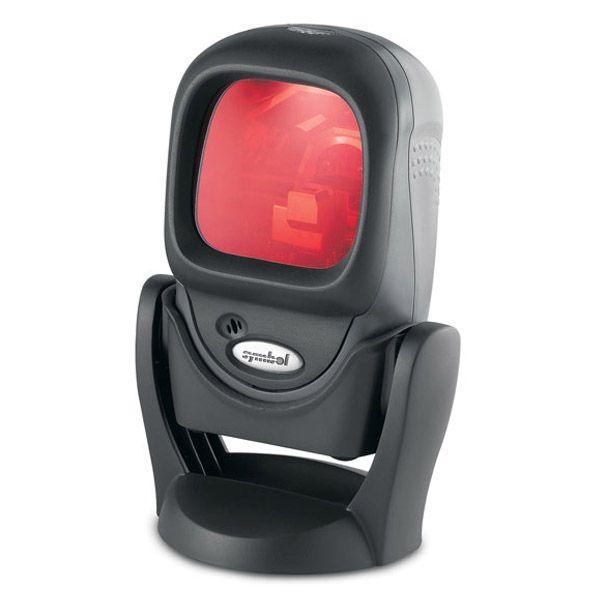 Сканер штрих кода LS9208I: черный с подставкой Zebra / Motorola Symbol