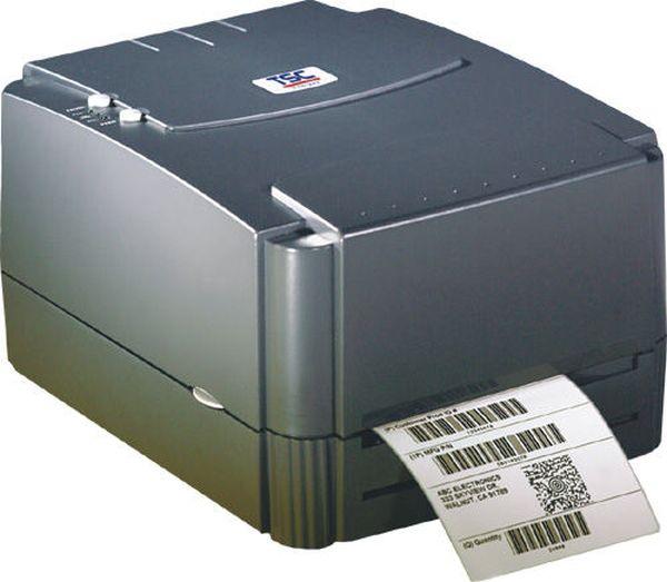 Термотрансферный принтер этикеток TSC TTP 243 Pro SUT (с отделителем)