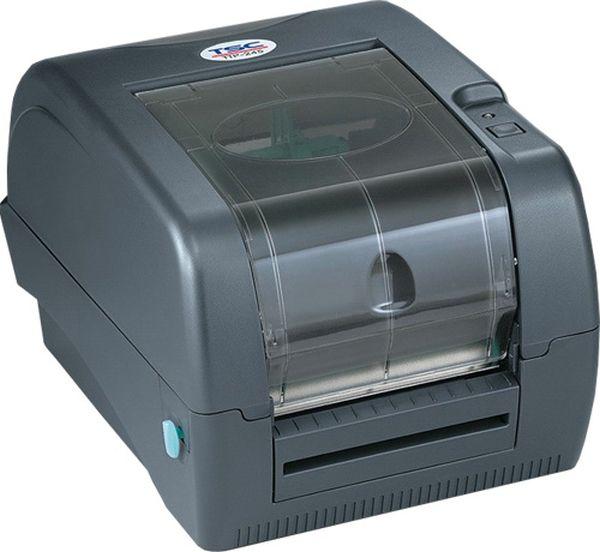 Термотрансферный принтер этикеток TSC TTP 245c (светлый) PSUT+Ethernet (с отделителем)