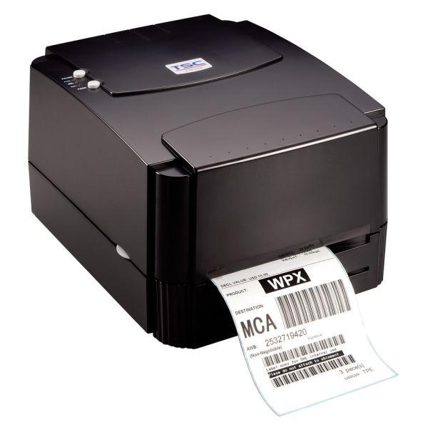 Термотрансферный принтер этикеток TSC TTP-342 Plus PSC (с отрезчиком) TSC 99-0180008-00LFC