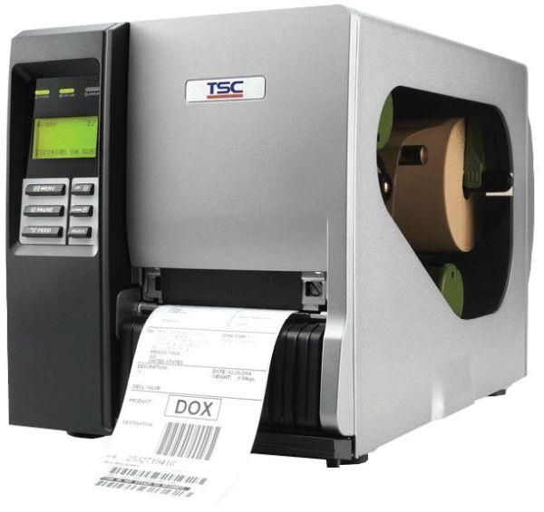 Термотрансферный принтер этикеток TSC TTP-644M PSUR+Ethernet (с внутренним намотчиком) TSC 99-024A005-00LFR
