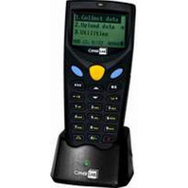 Терминал сбора данных CipherLab 8001L 2МБ (лазерный счит. Motorola, (БЕЗ ПОДСТАВКИ), аккумулятор, Генератор приложений (рус), ПО для 1С)