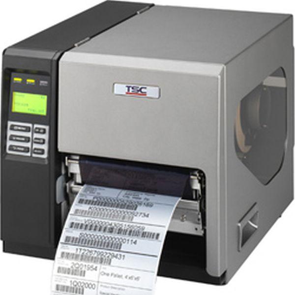 Принтер этикеток TSC TTP 366M PSUC+Ethernet (с отрезчиком)