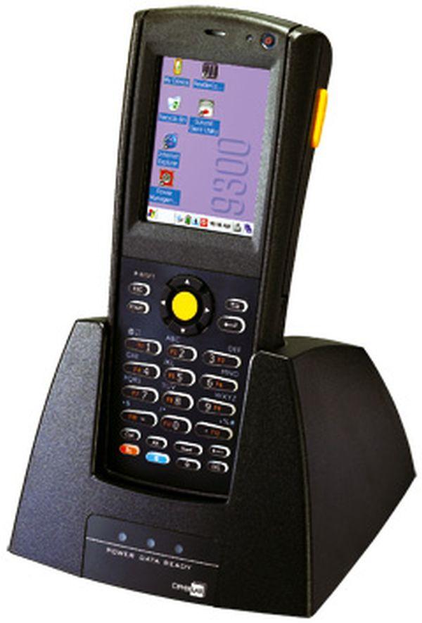 Терминал сбора данных Cipher Lab 9371 (WiFi 802.11b\Bluetooth, Laser сканер, CE 6.0 Pro, 128MB/512MB, Color, 29 клавиш) Cipher 9371L