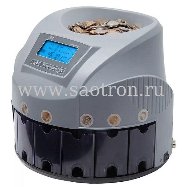 Сортировщик и счетчик монет PRO CS 80 R LCD