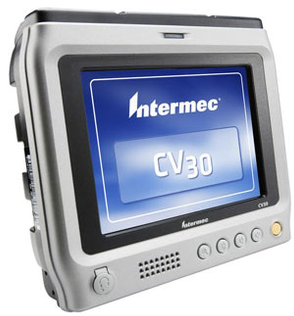 Терминал Intermec CV30A0A1100803 (WLAN, BT, 520 MHz PXA270 Intel XScale, подогриваемый Color VGA дисплей, 128MB RAM/128MB Flash) Intermec CV30A0A1100803