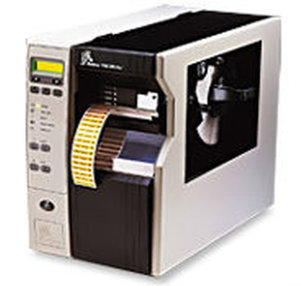 Термотрансферный принтер этикеток Zebra 110 Xi4 (300 dpi, Ethernet, нож с накопителем)