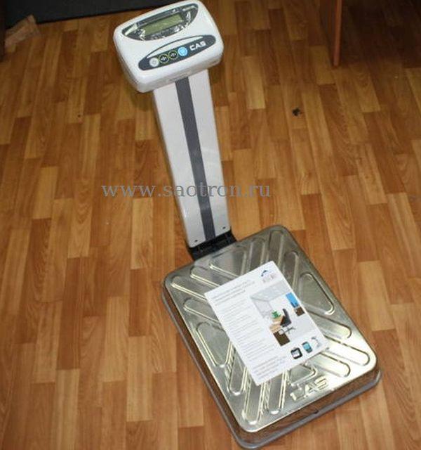 Весы DL 150N (напольные, НПВ: 150 кг)