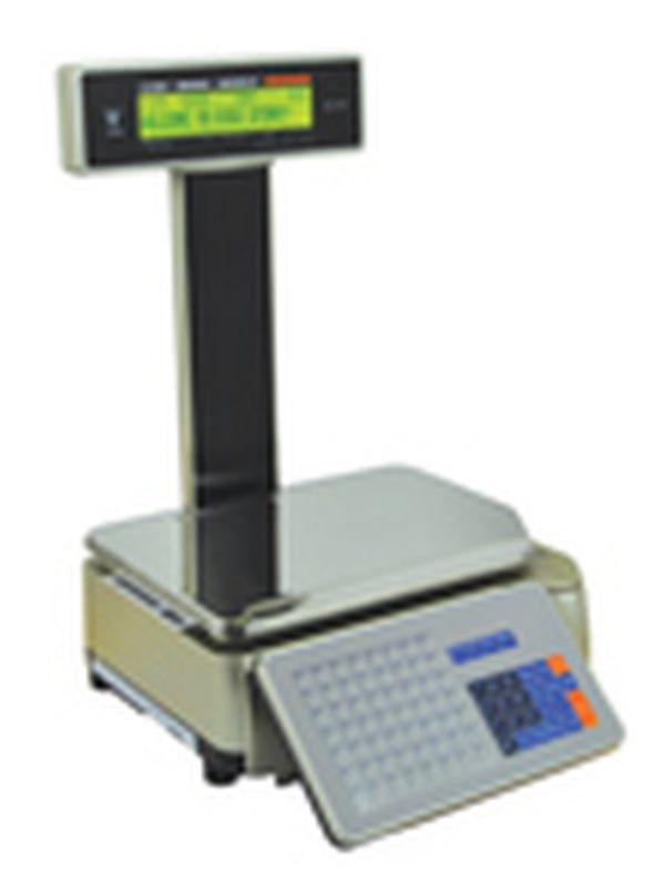 Электронные весы DIGI SM-5100P (Весы с печатью, 15 кг, Ethernet) DIGI SM-5100P-15