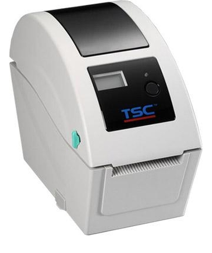 Термотрансферный принтер этикеток TSC TTP 225 SUT (темный, с отделителем)
