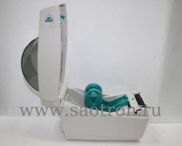 Термотрансферный принтер Zebra TLP 2824 (203 dpi TT, RS232/USB) Zebra 2824-11120-0001