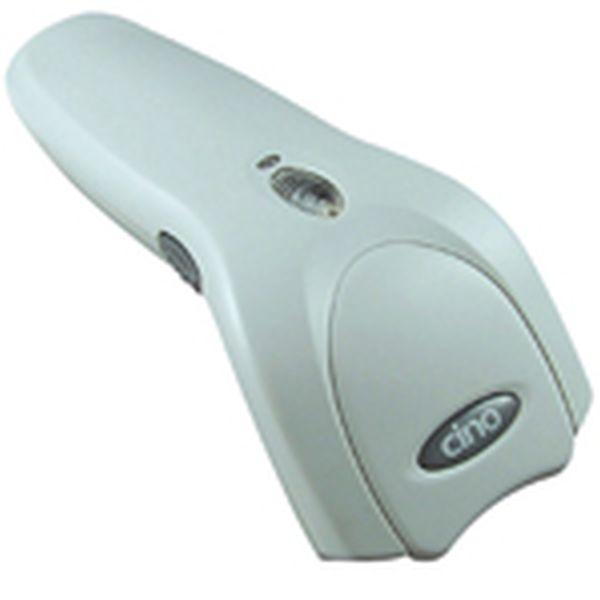 Сканер штрих кода Cino F460 USB светлый