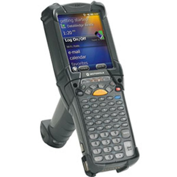 Терминал сбора данных Zebra / Motorola Symbol MC9190 GA0SWEQA6WR (Gun, WLAN, 1D Scanner, Color, 256MB/1GB, 53 Key, WM6.5, BT, IST))
