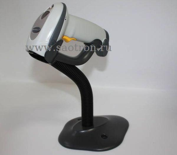 Сканер штрих кода Zebra / Motorola Symbol DS 4208 KIT: USB (черный, в комплекте кабель USB)