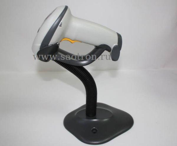 Сканер штрих-кода Zebra / Motorola Symbol DS 4208 KIT: USB (черный, в комплекте кабель USB, st) Motorola Symbol DS4208-SBZU000YWR