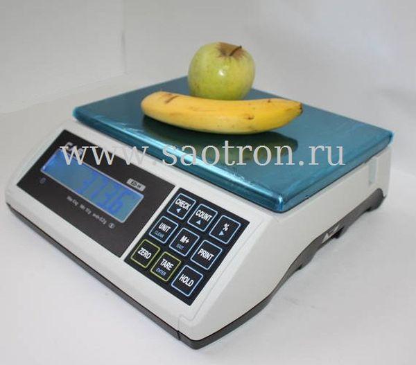 Весы настольные CAS ED 30H