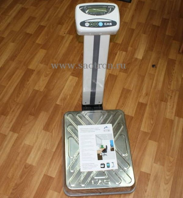 Весы DL-100N (напольные, НПВ: 100 кг) CAS DL-100N